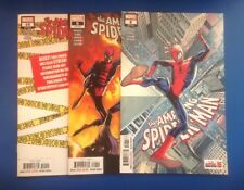 THE AMAZING SPIDER-MAN #8-10 (2018) LOT OF 3 FIRST PRINT