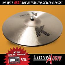 "Zildjian K 16"" Sweet Hi-Hat Pair w/ Metronome! MAKE OFFER or Buy @CA's #1 Dealer"