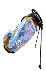 "Golf Standbag ""RAINBOW"" - Inkl. Regenhaube - Echer hingucker - NEU!"