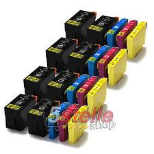Epson T27 Cartucce a Getto d'Inchiostro per EpsonWorkForce WF-3620 10 Pezzi (CGM)
