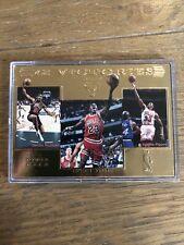 1995-96 UD Michael Jordan Chicago Bulls 72 Victories 22k Gold 9642/10K - UD