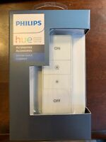 Philips Hue Smart Dimmer Switch with Remote (Installation-Free, Smart Home)