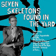 V/A - Seven Skeletons Found In The Yard LP NEW LIMITED EDITION Calypso Trinidad