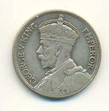 Fiji Islands Silver Florin 1934 VF/XF