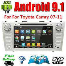 """8"""" Android 9.1 Car DVD Player GPS Navi Radio Stereo  For Toyota Camry 2GB RAM"""