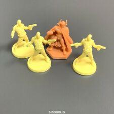 4pcs Dungeons & Dragons DND Miniature War Board Game Figures
