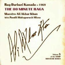 Signature Series 3 Rag Darbari Kanada Ali Akbar Khan Audio CD
