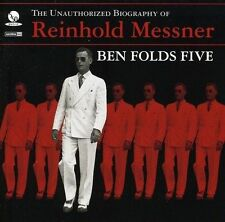 BEN FOLDS FIVE The Unauthorized Biography Of Reinhold Messner CD BRAND NEW