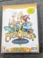 EverQuest  (Evolution Edition) (3-Disc PC) Original Game Plus Expansion - SOE