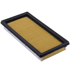 Yellow Car Engine Air Filter For NISSAN VERSA 1.6L 2012-2015 AF6202 16546-1HK0A