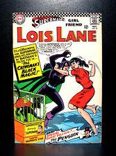 COMICS: DC: Superman's Girl Friend: Lois Lane #70 (1966), 1st SA Catwoman app