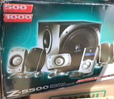 Logitech Z5500 Computer Speakers