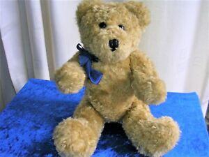 VINTAGE 12in KENLEYS Ltd DUNSTABLE TEDDY BEAR