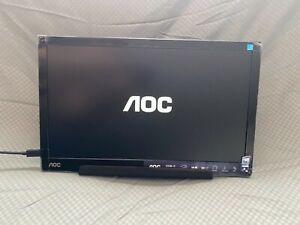 "AOC I1601FWUX 15.6"" 1920 x 1080 Full HD USB-C Portable IPS Monitor"