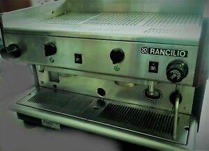 Rancilio Espresso Coffee Machine 2 Group