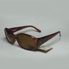Foster Grant Women Tortoise Brown Oval Sunglasses 40mm Lens