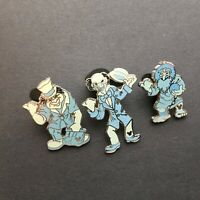 Hidden Mickey Collection - Haunted Hitchhiking Ghosts 3 Pin Set Disney Pin 49372