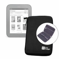 Black Hard EVA Cover Case for Barnes & Noble 2013 Nook Simple Touch / Glowlight
