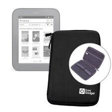 Negro Duro Eva Funda Protectora Para Barnes & Noble 2013 Nook Simple Touch / Glowlight