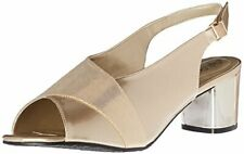 Soft Style by Hush Puppies Women's Maia Dress Sandal, Natural, 11 M US