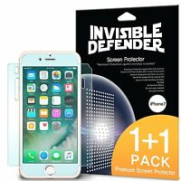 For iPhone 7 / 8 Screen Protector | Ringke [ID Full Coverage] Clear Film 2pcs