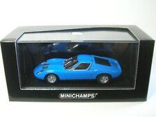 Lamborghini Miura sv (AZZURRO) 1971