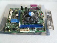 INTEL DH61WW  MOTHER BOARD+ INTEL CORE i3-2100 CPU + IO COVER