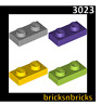 LEGO 3023 Plate 1 x 2 | Various Colours