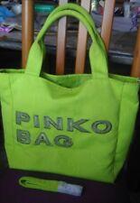 PINKO BAG acid lime green, verde acido