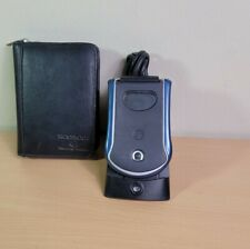 Palm M130 Handheld Organizer w/ Stylus Docking Station Charger Case Untested