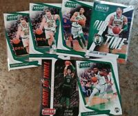 Boston Celtics Basketball Cards Hayward Tatum Brown Panini Threads 2018-19 MINT