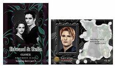 Twilight ~ NAT cards ~ Ltd Edition 26th Set ~ Breaking Dawn Pt 2  ~ Closer ~ New