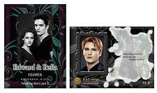 Twilight ~ NAT cards ~ Ltd Edition 26th Set ~ Breaking Dawn Pt 2  ~ Closer ~ New