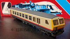 Handarbeitsmodell SNCB M4 Steuerwagen NMBS stuurpost * new look * basis Lima *