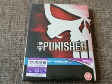 THE PUNISHER - Limited Edition Blu-Ray Steelbook - Zavvi UK NEW MINT SEALED OOP