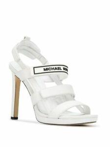 Michael Kors Demi Sandals - White