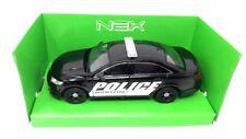 Welly Diecast Metall Miniaturmodell Modellauto 1 24 Ford Police Interceptor