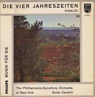 James Galway Die vier Jahreszeiten (Vivaldi) [LP]