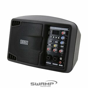 Soundking PSM05R Ultra-Compact 150W PA Monitor Speaker System Bluetooth USB XLR