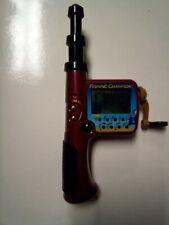 Vintage Tiger Fishing Champion Handheld Electronic Fishing Game