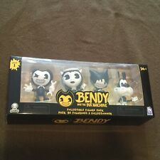 Bendy and the Ink Machine Bendy Collectible Figures Pack PhatMojo Meatly Games