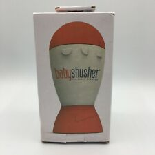 Baby Shusher The Sleep Miracle Soother Machine New In Box Fast Shipping!