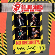 ROLLING STONES-FROM THE VAULT: NO...-IMPORT 3 LP WITH JAPAN OBI Ltd/Ed M13