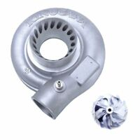 "Mitsubishi 3"" Turbo Anti-Surge Compressor Housing & Billet Wheel TD05H TD06 20G"