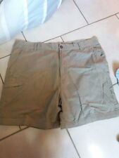 bermuda homme taille 56 neuf