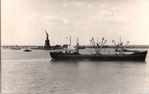 USA, New York, statue de la Liberté, 1947 Vintage silver print  Tirage argenti