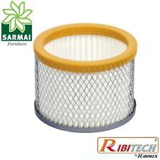 Ricambio filtro HEPA lavabile per aspiracenere Ribitech CENERIX CENERIL PRCEN003