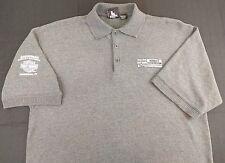 Harley Davidson Polo Shirt Extra Large XL 100% Combed Cotton Savannah GA