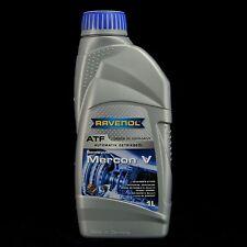 Ravenol ATF MERCON V 1L - Automatikgeriebeöl für FORD, GM dexron D III