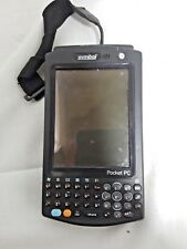 Symbol Mc5040 Pocket Pc Mobile Handheld with Cable Cup Mc5040-Ps0Dbqee1Ww